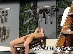 Горячий гей Адам - настоящий профессионал